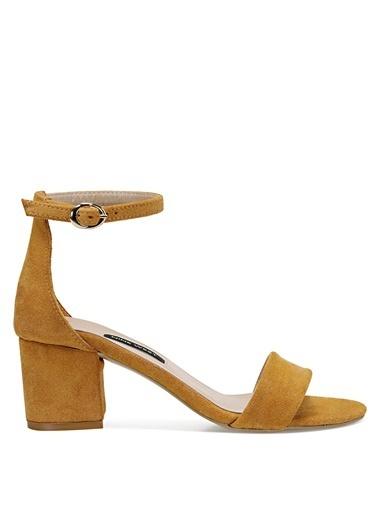 Nine West Ayakkabı Sarı